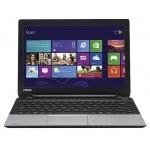 "Laptop Toshiba Satellite NB10t-A-103 Intel Celeron Dual Core N2810 2.0GHz 2GB DDR3 HDD 500GB Intel HD Graphics 11.6"" HD Touchscreen Windows 8 Silver PU141E-00F011G6"