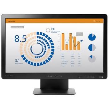 """Monitor LED HP 19.5"""" ProDisplay P202va Full HD 1920x1080 VGA DisplayPort K7X26AA"""