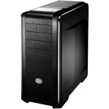 Carcasa Middle tower Cooler Master CM693 Ventilatoare 1x 200 mm , 1x 120 mm ,2x USB 2.0, 2x USB 3.0, 2x 3.5 mm black CM-CMS-693-KKN1