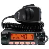 Statie radio CB President THOMAS ASC - HIGH 40 CH,AM/FM,Multi Norme,CTCSS,DCS,Vox,Roger Beep,ultra compacta TXMU093