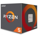 Procesor AMD Ryzen 5 2600X Hexa Core 3.60GHz 19MB Socket AM4 BOX YD260XBCAFBOX
