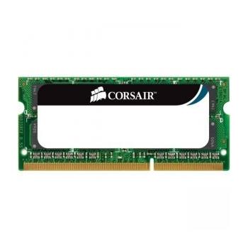 Memorie RAM Laptop SO-DIMM Corsair 4GB DDR3 1066MHz compatibila Mac CMSA4GX3M1A1066C7