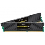 Memorie RAM Corsair Vengeance LP Black KIT 2x8GB DDR3 1600MHz CL10 CML16GX3M2A1600C10