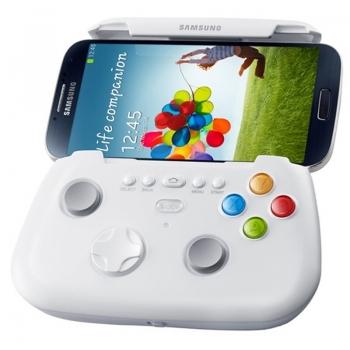 Game Pad Samsung EI-GP10NNBEGWW White pentru i9505 Galaxy S IV