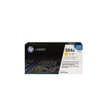 Cartus Toner HP Nr. 504A Yellow 7000 Pagini for Color LaserJet CM3530 MFP, CM3530FS MFP, CP3525DN, CP3525N, CP3525X CE252A