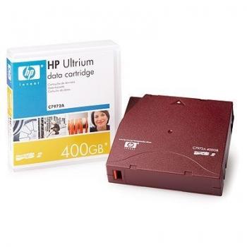 Caseta Date LTO-2 HP Ultrium 2 400GB C7972A