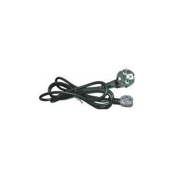 Cablu Alimentare Gembird PC-186A-VDE 1.8m conector 90 grade bulk