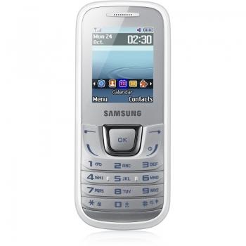 Samsung E1280 White SAME1280WHT