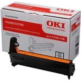 Unitate Cilindru Oki 43381708 Black 20000 Pagini for OKI C5600N, C5700N