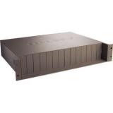"Rack TP-LINK TL-MC1400 14-sloturi media convertor fara management 19"" suport sursa de alimentare redundanta"