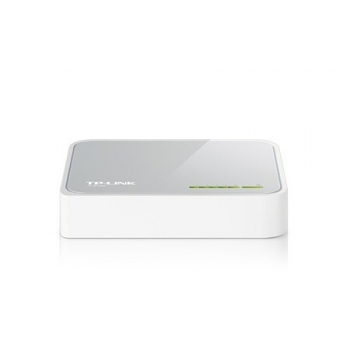 Switch TP-LINK TL-SF1005D 5xRJ-45 10/100Mbps