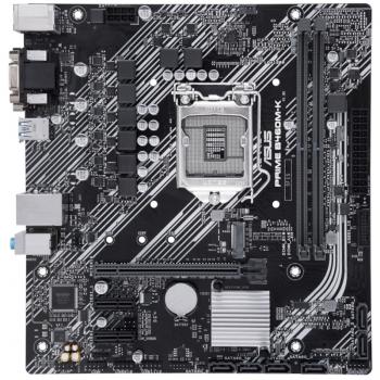 Placa de baza Asus PRIME B460M-K Socket LGA 1200