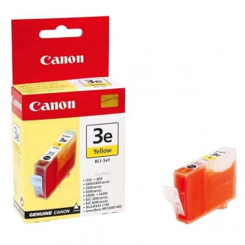 Cartus Cerneala Canon BCI-3EY Yellow 390 Pagini for MPC100 S400 BEF47-3161300