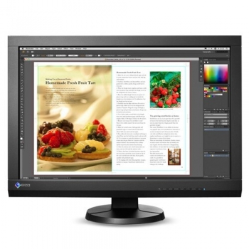 "Monitor LED IPS Eizo 24"" CX240-BK Full HD 1920x1080 DisplayPort HDMI DVI-I"