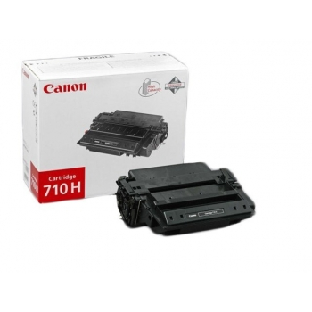 Cartus Toner Canon CRG-710H Black 12000 Pagini for LBP 3460 CR0986B001AA