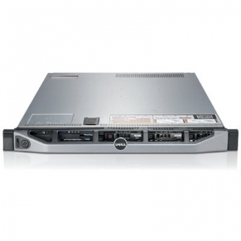 Server Dell PowerEdge R620 1U 2x Socket 2011 Intel Xeon E5-2609 2.4GHz 8GB DDR3 HDD 300GB DL-272230639