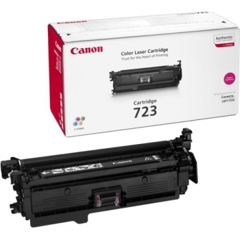 Cartus Toner Canon CRG-723M Magenta 8500 Pagini for LBP 7750CDN CR2642B002AA