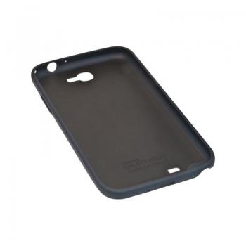 Husa Samsung EFC-1J9BBEGSTD pentru N7100 Galaxy Note II Cover+ Black