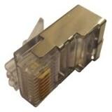 Mufe RJ45 Standard Ecranate, pentru cablu patch [max. 8P8C] AMP_5-569532-3
