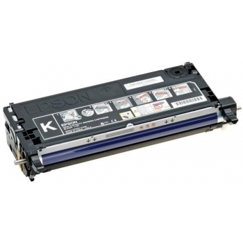 Cartus Toner Epson C13S051127 Black 9500 Pagini for Aculaser C3800DN, C3800DTN, C3800N