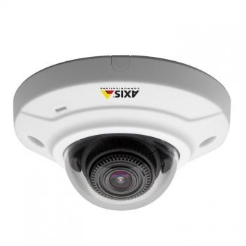 """Camera de supraveghere IP Axis M3005-V 1/2.7"""" CMOS 1920x1080 2.8mm M-JPEG H.264 Retea 0517-001"""