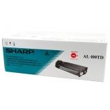 Cartus Toner Sharp AL100TD Black 6000 Pagini for AL 1000, AL 1010, AL 1020, AL 1041, AL 1200, AL 1220, AL 1250, AL 1520