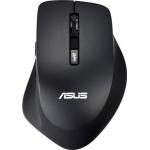 Mouse Wireless Asus WT425 Optic 6 butoane 1600dpi USB Charcoal Black 90XB0280-BMU000