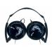 Casti Genius HS-410F cu microfon si control de volum Black 31710050101