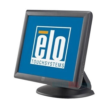 Monitor LCD touchscreen Elotouch 1715L ET1715L-8CWB-1-GY-G 17