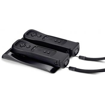 Sistem de incarcare SpeedLink ZONE Induction compatibil cu telecomenzi Wiimote si MotionPlus adaptor AC USB inclus SL-3410-SBK-01