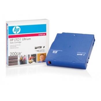 Caseta Date LTO1 HP Ultrium 1 200GB C7971A