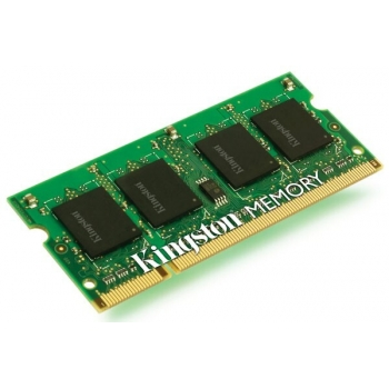 Memorie RAM Laptop SO-DIMM Kingston 2GB DDR2 800MHz CL6 KVR800D2S6/2G