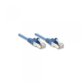 Cablu UTP Intellinet Cat6 RJ-45 Male / RJ-45 Male 1.0 m Blue 342575