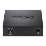 Switch D-Link DES-105 5xRJ-45 10/100Mbps