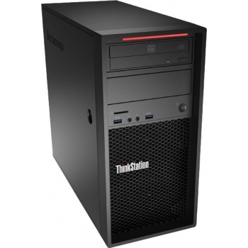 LENOVO 30AGS1LF00 Desktop PC ThinkStation P300 Workstation, Processor:Intel Core i3-4160 (3MB cache, 3.6 GHz); Form Factor: Tower with IntelC226, 450W 92/100; 1st Hard disc drive: 3.5 inch 500GB SATA HDD 7200rpm;Optical drive: 16x DVD+/-RW Dual Layer; 1st