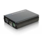 Media convertor 1000 MbpsNecesita modul SFPCompatibil cu Shitch-urile Ethernet si PoE