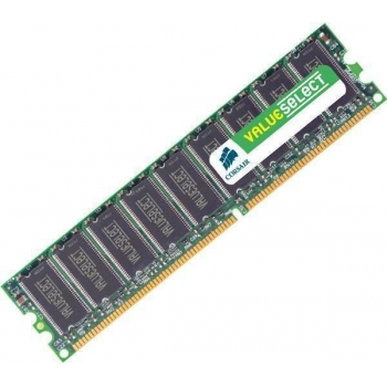 Memorie RAM Corsair DDR 1GB 400MHz Value Select VS1GB400C3