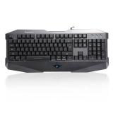 Tastatura Segotep GK1000 Gaming iluminare LED Rosu,albastru,mov tastelor USB