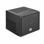 Carcasa CubeTower Cooler Master Elite ventilatoare 1x 120mm 2x USB 3.0 2x 3.5 mm jack black CM-RC-110-KKN2