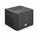 Carcasa CubeTower Cooler Master Elite ventilatoare 1x 120mm 2x USB 3.0 2x 3.5 mm jack black CM-RC-110-KKN2