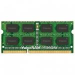 Memorie RAM Laptop SO-DIMM Kingston 2GB DDR3 1600MHz CL11 KVR16S11S6/2