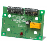 Modul FireClass FC410RIM comanda 1 releu, liber de potential, controlabil de pe bucla