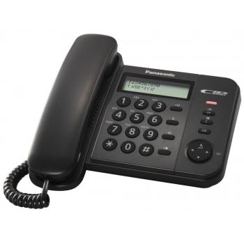 Telefon analogic CID Panasonic KX-TS560FXB negru