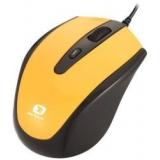 Mouse Serioux Pastel 3300 Optic 4 butoane 1600dpi USB galben PMO3300-YE