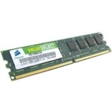 Memorie RAM Corsair 1GB DDR2 667Mhz CL5 Value Select VS1GB667D2