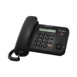 Telefon analogic Panasonic KX-TS580FXB Caller ID negru