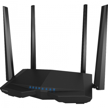 Router Wireless Tenda AC6 Dual-Band 3x LAN 1x WAN 5GHz Up to 867Mbps