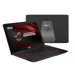 "Laptop Asus ROG GL552JX-DM019D Gaming Intel Core i7 Haswell 4720HQ up to 3.6GHz 8GB DDR3L HDD 1TB nVidia GeForce GTX 950M 4GB 15.6"" Full HD"