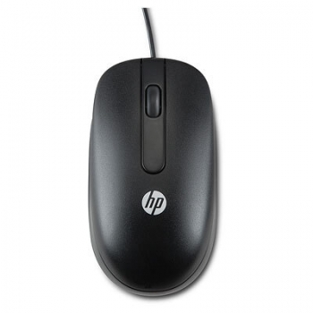 Mouse HP QY778AA Laser 3 Butoane 1000dpi USB Black