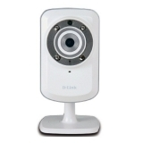 "Camera de supraveghere IP D-Link DCS-932L 1/5"" CMOS InfraRed 640x480 5.01mm M-JPEG Wireless"